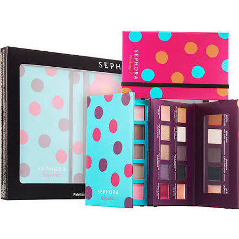 My Beauty Notebooks: Eye, Face & Lip Palettes by Sephora Collection #2