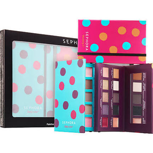 My Beauty Notebooks: Eye, Face & Lip Palettes by Sephora Collection