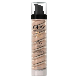 Total Effects 7-In-1 CC Tone Correcting Moisturizer by Olay