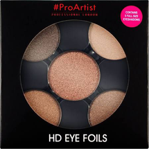 HD Eye Foils - Bare by Freedom Makeup