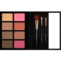 Trendsetter Blush & Bronzer Palette by Profusion