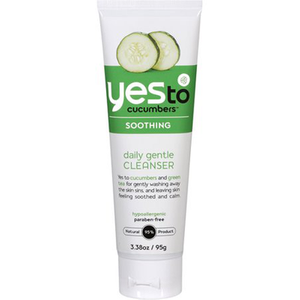 Cucumbers Daily Gel Cleanser by yes to