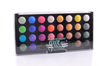 Color Playlist Eyeshadow Palette by kleancolor