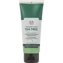 Tea Tree Squeaky-Clean Exfoliating Face Scrub by The Body Shop