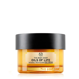 Oils Of Life Intensely Revitalising Gel Cream by The Body Shop