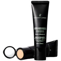 Ultra Light Canvas Tinted Moisturizer + Creme Concealer by vincent longo