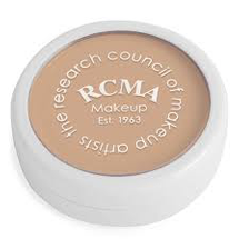 Color Process Foundation by rcma makeup