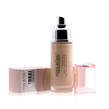 Natural Moisturizing Foundation by miss rose