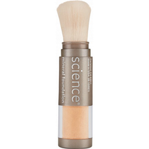 Loose Mineral Foundation Brush SPF 20 by colorescience