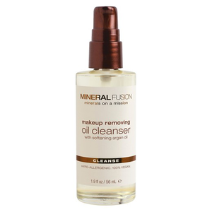 Makeup Removing Oil Cleanser by mineral fusion