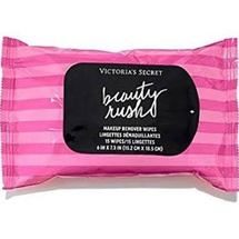 Beauty Rush Makeup Remover Wipes by victorias secret
