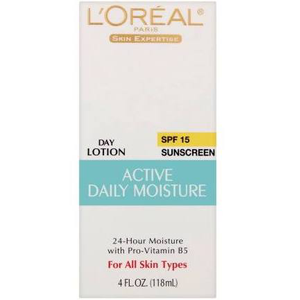 Skin Expertise Active Daily Moisture Lotion Suncreen by L'Oreal