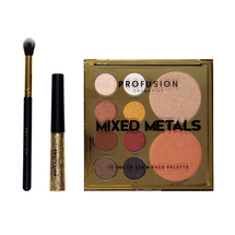 Mixed Metals Gold by Profusion
