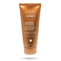 Youth Boosting Honey and Copper Peel Off Mask  by hey honey