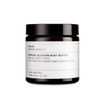 Tropical Blossom Body Butter by Evolve Organic Beauty