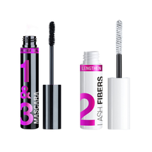 Lash-O-Matic Mascara + Fiber Extension Kit by Wet n Wild Beauty