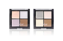 Iridescent Eyeshadow Palettes by Ccolor Cosmetics