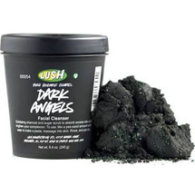 Dark Angels Face And Body Cleanser by lush