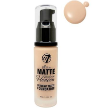 Its Matte Made In Heaven Foundation by w7