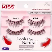 Looks So Natural Lashes Double Pack Sultry by kiss products