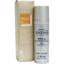 Make Up Natural Finish Foundation by Logona