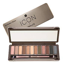 Icon Eyeshadow Palette - Exposed by Absolute