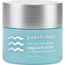 Aquaflash Daily Gel Moisturizer by patchology