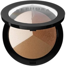 Microsmooth Baked Sculpting Contour Trio - Sophisticated by Sephora Collection