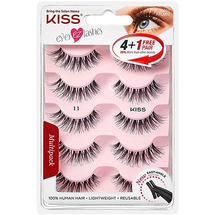 Ever EZ Eyelashes Multipack 11 by kiss products