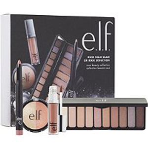 Rose Gold Glam Beauty Collection by e.l.f.