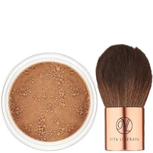 Trystal Minerals Bronzer With Brush by vita liberata