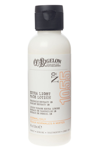 Extra Light Face Lotion No. 1055 by co bigelow