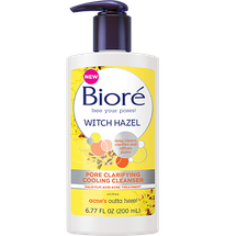 Witch Hazel Pore Clarifying Cooling Cleanser by Bioré