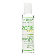 Acnedote Deep Clean Astringent by alba