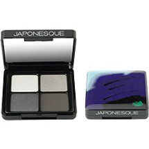Velvet Touch Eye Shadow Quad by japonesque