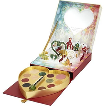 The Grinch Good Enough to Steal Face Palette & Color-Changing Lip Balm Set by pür