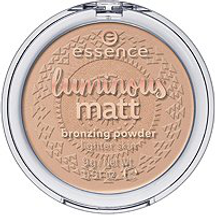 Luminous Matt Bronzing Powder by essence