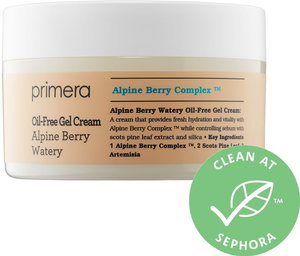 Love The Earth Alpine Berry Water Oil-Free Gel by Primera