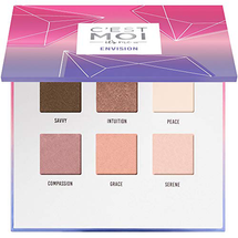 Envision Eyeshadow Palette by C'est Moi