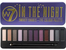 In The Night Eyeshadow Palette by w7