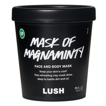 Mask of Magnaminty Self-Preserving Face And Body Mask by lush