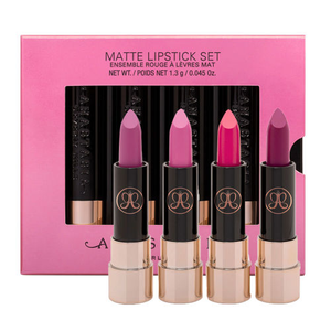 Pinks And Berries Mini Matte Lipstick Set by Anastasia Beverly Hills
