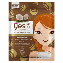 Coconuts Moisturizing Diy  Mask by yes to