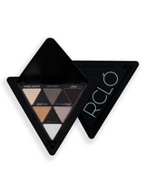In The Rough Palette by RCLO Cosmetics