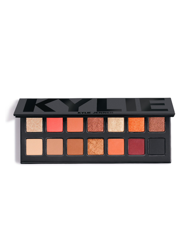 Kyshadow - The Summer Palette by Kylie Cosmetics #2