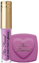 Naughty Kisses & Sweet Cheeks Set Deluxe Lip Injection in by Too Faced