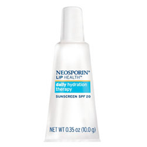 Lip Health Daily Hydration Therapy Suncreen SPF 20 by neosporin