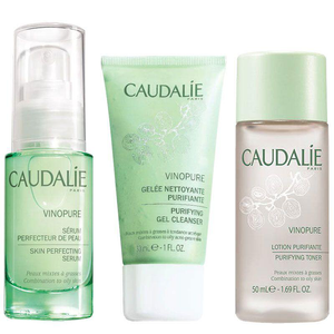 Vinopure Natural Routine For Oily Skin Set by Caudalie