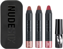 Everyday Nudes 3 Piece Mini Lip Kit by Nudestix