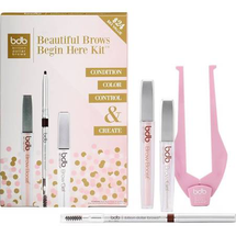 Beautiful Brows Begin Here Kit by billion dollar brows